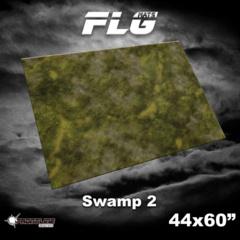 FLG Gaming Mat: Swamp 2 - 44