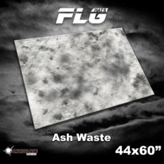 FLG Gaming Mat: Ash Waste - 44