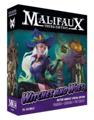 Malifaux Third Edition: Witches And Woes 21404