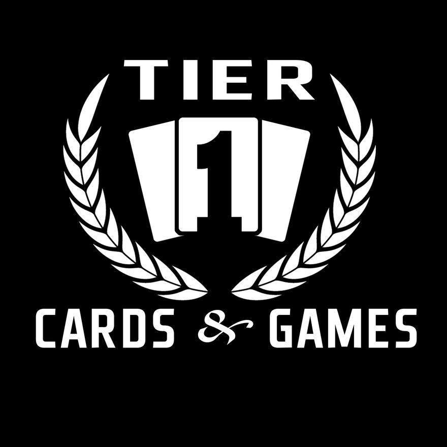 Tier 1 Cards & Games