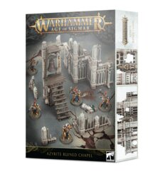 Age Of Sigmar: Azyrite Ruined Chapel 64-15