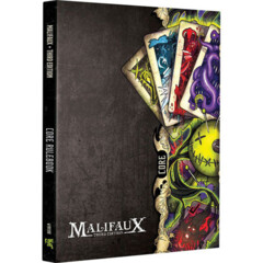 Malifaux 3rd Edition: Core Rulebook 23001