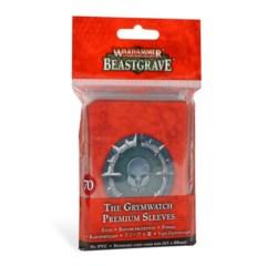 WH Underworlds Beastgrave: The Grymwatch Premium Sleeves 110-74