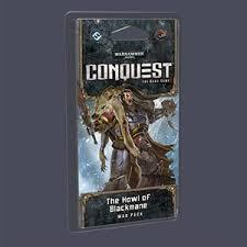 Conquest The Howl of Blackmane War Pack
