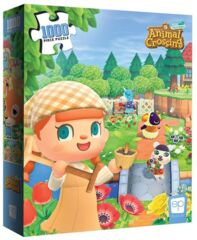 Puzzle Animal Crossings