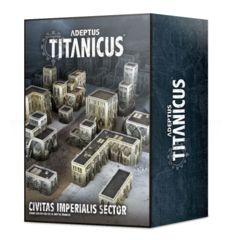 Adeptus Titanicus Civitas Imperialis Sector 400-11