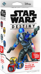 Star Wars Destiny Allies of Necessity Draft Set