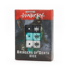 Warcry Bringers of Death Dice 111-74