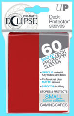 Eclipse Pro Matte Small - Apple Red  60 ct  85830