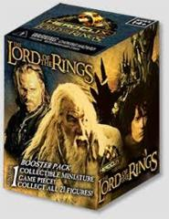 HeroClix Lord of the Rings Single Figure Booster