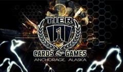 Tier 1 Cards & Games Playmat (Logan)