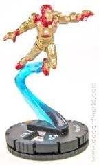 HeroClix Iron Man 3 Marquee