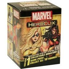 HeroClix Chaos War Single Figure Booster