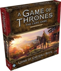 Lions of Casterly Rock Deluxe Edition
