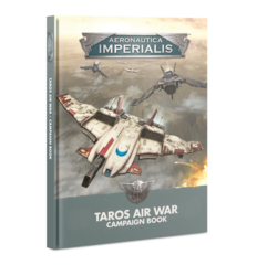 Aeronautica Imperialis Taros Air War Campaign Book 500-24