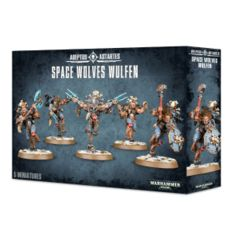 Space Wolves Wulfen 53-16