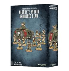 Genestealer Cults Neophyte Hybrid Armoured Claw- WEB ONLY