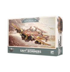 Aero/Imperialis: Ork Air Waaagh! Eavy Bommerz 500-18