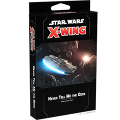 Star Wars X-Wing - 2nd Edition - Never Tell Me the Odds Obstacles Pack  FFPSWZ64
