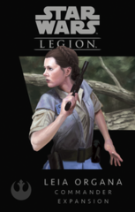 Star Wars: Legion - Leia Organa Commander