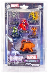 Guardians of the Galaxy The inhumans Fast Forces Pack