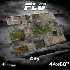 FLG Gaming Mat: City  - 44