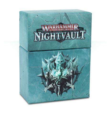 WH Underworlds: Nightvault Deck Box 110-39