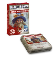 Blood Bowl Inducements Cards 200-71-60