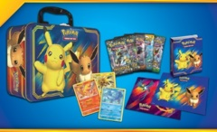 Pokemon Fall 2018 collector Chest Tin