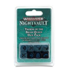 WH Underworlds: Thorns Of The Briar Queen Dice