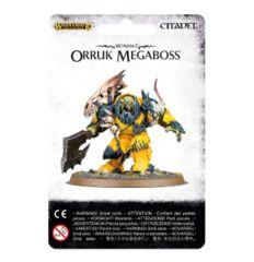 Ironjawz Orruk Megaboss 89-26