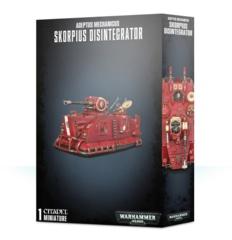 Adeptus Mechanicus Skorpius Disintergrator 59-20