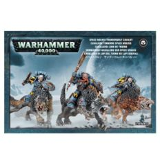 Space Wolves Thunderwolf Cavalry 53-09