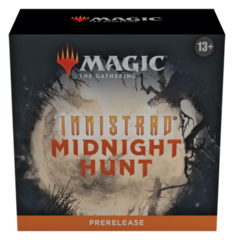 Innistrad: Midnight Hunt Prerelease at Home