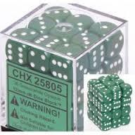 CHX25805 Green w/white
