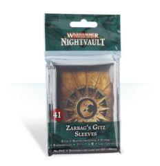 WH Underworlds: Nightvault Zarbag's Gitz Sleeves 110-30