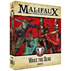Malifaux 3rd Edition: Guild Wake the Dead 23116