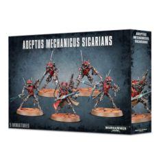 Adeptus Mechanicus Sicarians 59-11