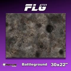 FLG Gaming Mat: Battleground  30 x 22 (Kill Team)