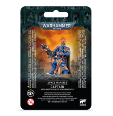 Space Marines Captain w/Master-Crafted Bolt Rifle 48-48