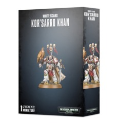 White Scars Kor'sarro Khan 48-88 / 55-24