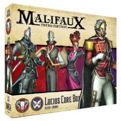 Malifaux 3rd Edition: Lucius Core Box 23102