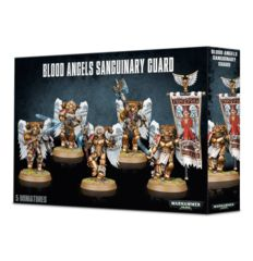 Blood Angels Sanguinary Guard 41-08