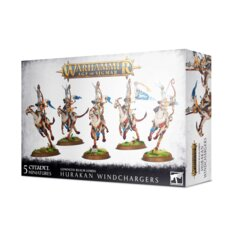 Lumineth Realm-Lords Hurakan Windchargers 87-21