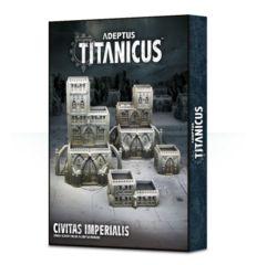 Adeptus Titanicus Civitas Imperialis  400-10