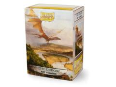 Dragon Shield Box of 100 in Art Classic Oxbow