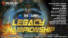 Tier 1 Legacy Championship