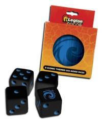 Legion - DICE TIN - Water D6