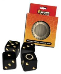 Legion - DICE TIN - Sun D6