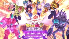 Sun 11-17 Dragon Ball Super Series 8 Malicious Machinations Prerelease